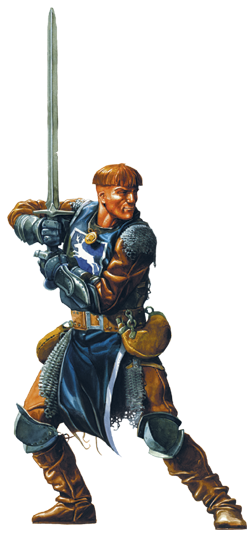 Garetian warrior