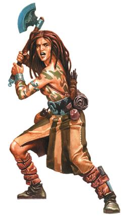 Gjalskerlandian Scout