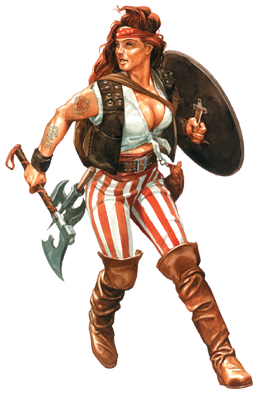 Thorwalian Pirate