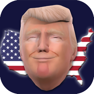Trump Icon Puzzle Eng