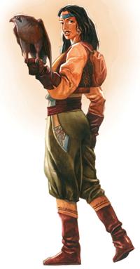 Aranian Falconer