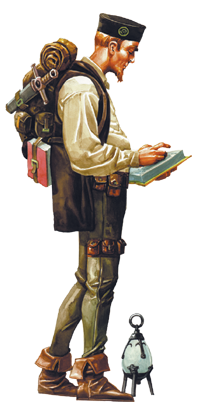 Garetian Explorer