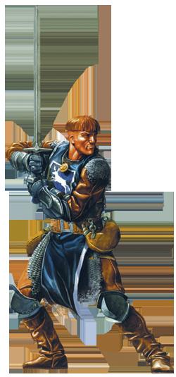 Der garetische Krieger