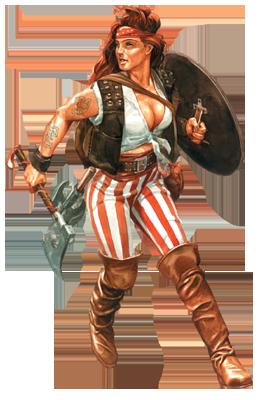 Thorwalian Pirate