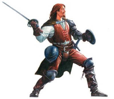 Albernian Swordfellow