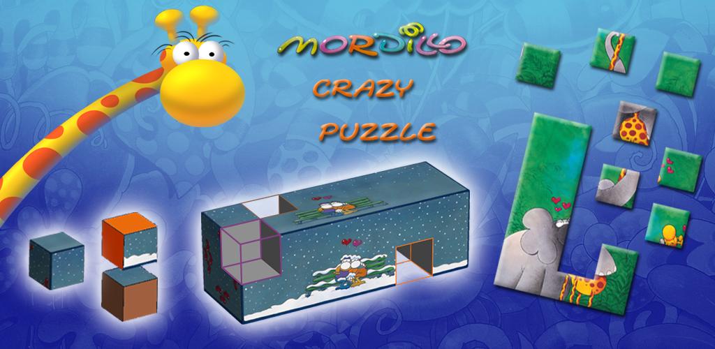 Mordillo Crazy Puzzle